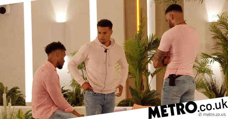 Love Island 2021: Fallout from Hugo's speech divides the villa as Toby brands him 'two-faced'