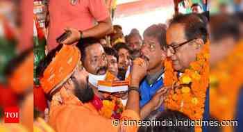 Mayawati aide invokes Ram & Brahmins on Ayodhya stage to recreate 2007 victory in 2022