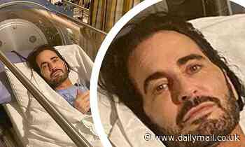 Marc Jacobs, 58, unveils his new face from the comfort of a hyperbaric OXYGEN chamber