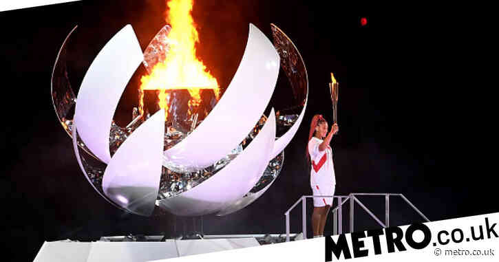 Naomi Osaka savours her 'greatest achievement' after lighting Olympic cauldron at Tokyo 2020 opening ceremony