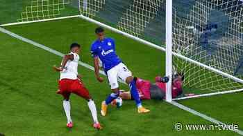 Vor 19.770 Zuschauern: Hamburg lässt Schalke weiter leiden