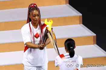 Quem é Naomi Osaka, ativista e estrela do tênis com direito a série e boneca Barbie - G1