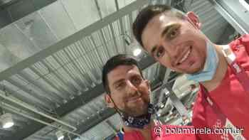 Djokovic é a estrela da aldeia olímpica: «Já deve ter tirado umas 5000 fotografias!» - Bola Amarela Brasil