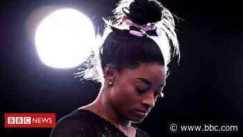 Simone Biles, a estrela da ginástica que deve fazer história em Tóquio - BBC Brasil