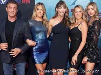 Filha de Sylvester Stallone segue os passos do pai e estrela novo filme - Observatório do Cinema