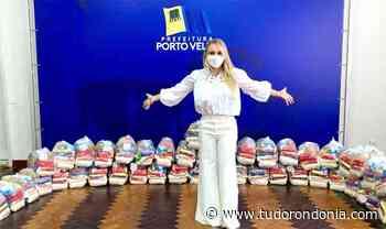 Primeira-dama Ieda Chaves vai receber estrela na calçada das estrelas do Buraco do Candiru - Tudo Rondônia
