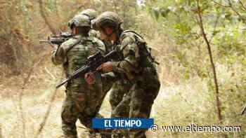 Militares resultaron heridos tras ataque en Argelia, Cauca - El Tiempo