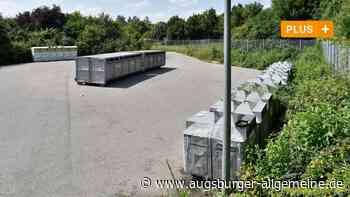 Mehr Platz am künftigen Standort für Kauferinger Feuerwehr - Augsburger Allgemeine