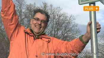Kauferinger Pfarrer weist Pilgerwege für Radfahrer aus - Augsburger Allgemeine