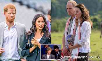 Diana's ex-aide PATRICK JEPHSON weighs in on showdown between Harry and Meghan and William and Kate