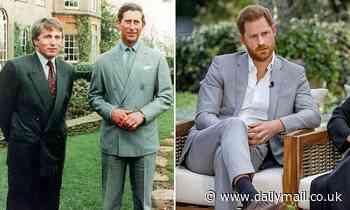 Prince Charles's biographer Jonathan Dimbleby slams Prince Harry and Meghan Markle