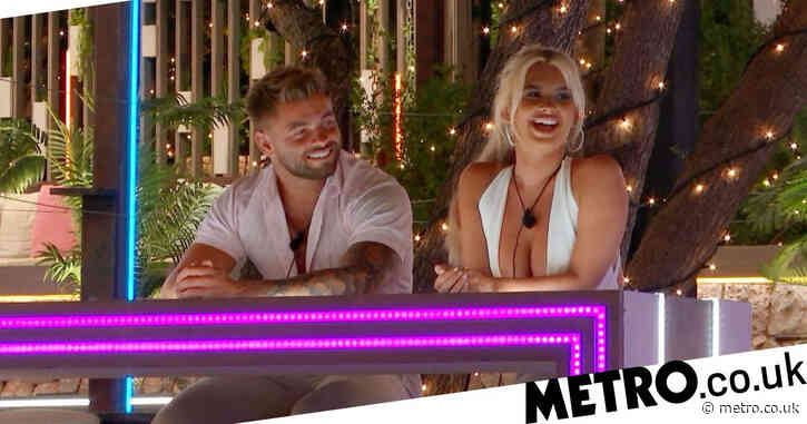 Love Island 2021: Viewers emotional as Liberty and Jake make it official and declare their love for each other