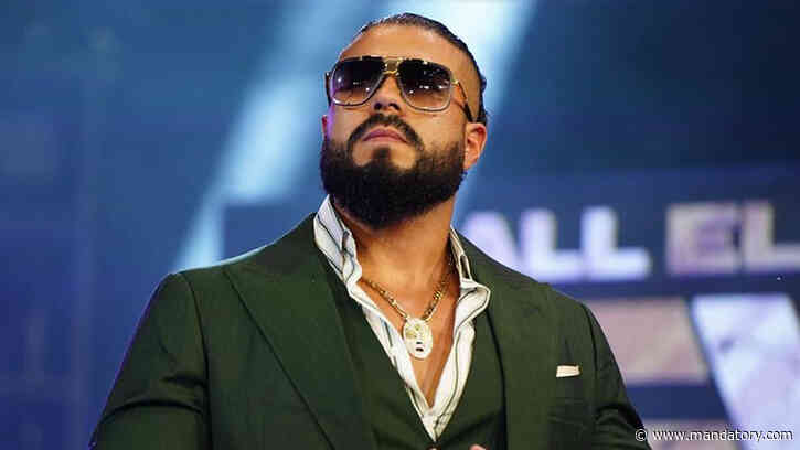Report: Andrade El Idolo Planned For IMPACT Slammiversary Appearance, Unable To Agree To Deal