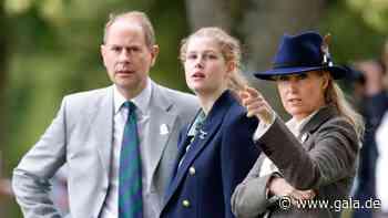 Lady Louise: Tauziehen mit Prinz Charles! Wird Edwards Tochter bald Prinzessin? - Gala.de