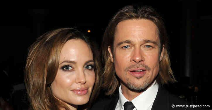 Angelina Jolie & Brad Pitt's Custody Case Takes a Turn, Judge Disqualified