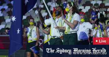 Tokyo Olympics LIVE updates: Games begin as Australians feature in rowing, swimming and football events