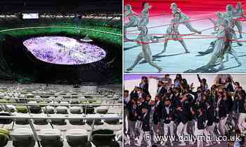 ROBERT HARDMAN: The Olympic opening ceremony was a real marathon to watch