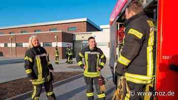 Feuerwehr in Delmenhorst-Hasbergen künftig mit Zaun und Tor - noz.de - Neue Osnabrücker Zeitung