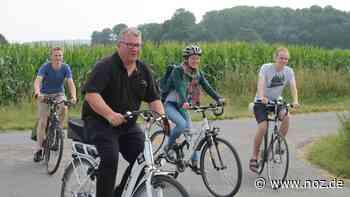 """Radstrecke """"Rund um Hasbergen"""" deutlich erweitert - noz.de - Neue Osnabrücker Zeitung"""