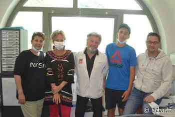 Agglo d'Elbeuf. Tennis. Saïd Ait Ali champion de Normandie des 15/16 ans - actu.fr