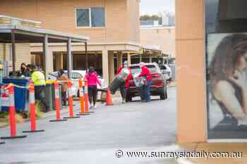 Mildura businesses bring warm feelings to COVID test workers - Sunraysia Daily