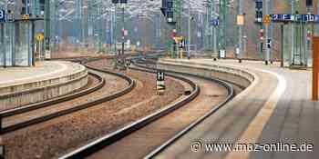 Dahme-Spreewald und Teltow-Fläming: Aktuelles zum Schienenersatzverkehr - Märkische Allgemeine Zeitung