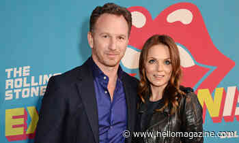 Geri Horner and husband Christian stun fans with romantic horse ride