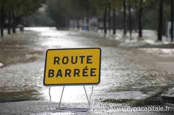 Près de Lyon : l'état de catastrophe naturelle reconnu à Givors et Saint-Genis-Les-Ollières après des inondations - Lyon Capitale