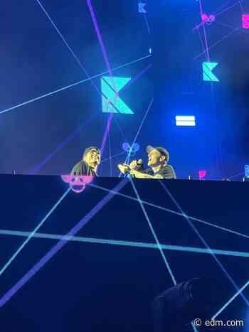 "Watch Kaskade and deadmau5 Drop 2008 Hit ""I Remember"" at SoFi Stadium - EDM.com"