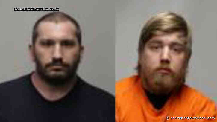 2 Men Arrested After Catalytic Converter Theft In Yuba City