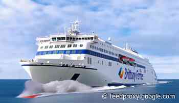 News: Brittany Ferries to welcome two new LNG-electric ships