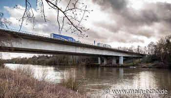 Neue Autobahnbrücke bei Kleinostheim wird schmäler - Main-Echo