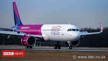 Covid: Wizz Air postpones Cardiff Airport launch