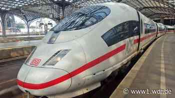 Alle Bahnzüge für Pendler zwischen Köln und Düsseldorf frei - WDR Nachrichten