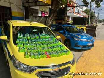 BPRV prende taxista transportando drogas para Arraial do Cabo - Clique Diário