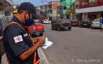 Arraial do Cabo intensifica fiscalizações para coibir infrações no trânsito - O Dia