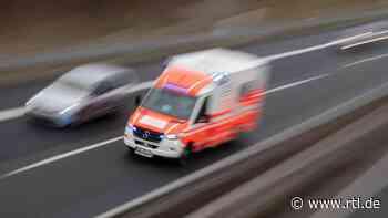 Verkehrsunfall in Troisdorf mit fünf Verletzten - RTL Online