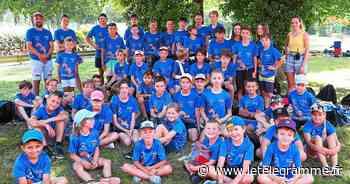 Le stage de football de l'ES Ploemel a réuni 47 jeunes - Le Télégramme