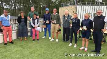 Ploemel. Des golfeurs récompensés au Grand Prix de Saint-Laurent - maville.com