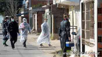 Coronavirus: Rosario registró 501 casos nuevos de los 1.349 que reportó la provincia de Santa Fe - La Capital (Rosario)