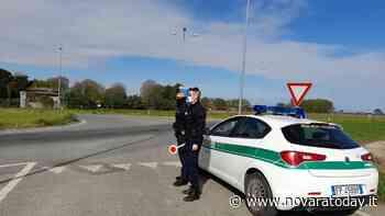 Cerano, circolava senza assicurazione: multato un uomo di Borgomanero - NovaraToday