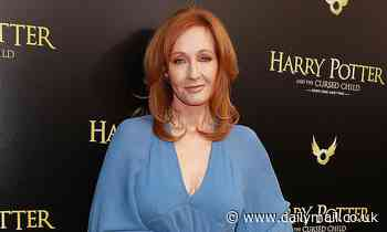 JK Rowling reveals she didn't publish books under full name because she was scared of her ex-husband
