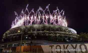 Tokyo Olympics LIVE: Latest news as the opening ceremony kicks things off with a bang