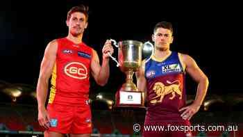 Live AFL 2021, Brisbane Lions vs Gold Coast Suns, Round 19: Live scores, updates, stats, video, live stream, live blog, QClash