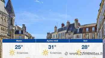 Météo Poitiers: Prévisions du vendredi 23 juillet 2021 - 20minutes.fr
