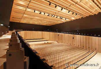 Découverte sensorielle du théâtre-auditorium Théâtre-Auditorium de Poitiers vendredi 17 septembre 2021 - Unidivers
