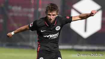 Eintracht Frankfurt: Lindström: Das schaue ich mir von Neymar ab - BILD