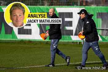 """Jacky Mathijssen wikt en weegt: """"Club of Genk kampioen, Cercle verrast en Seraing degradeert"""" - Het Belang van Limburg"""