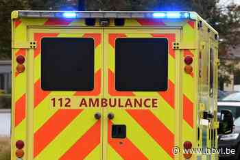 40-jarige man uit Genk gewond na ongeval - Het Belang van Limburg