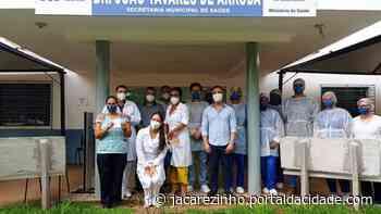 Jacarezinho tem mais de 44 mil vacinas contra gripe e covid-19 aplicadas - Portal da Cidade Jacarezinho